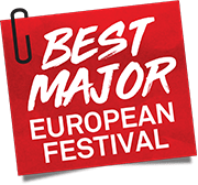 Best Major European Festival