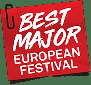 Best Major European Festival