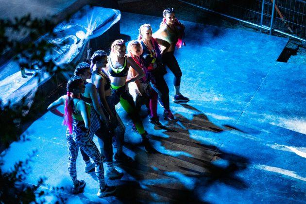 Aqua Viva Latino Stage