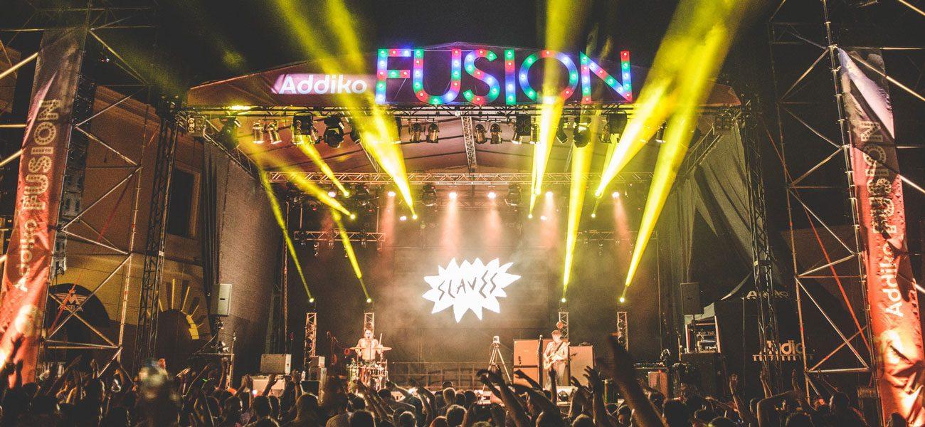 Addiko Fusion Stage
