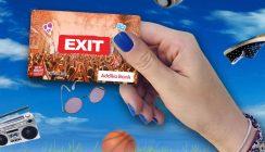 Plaćanje na festivalu: Sve o EXIT Freedom Addiko kartici