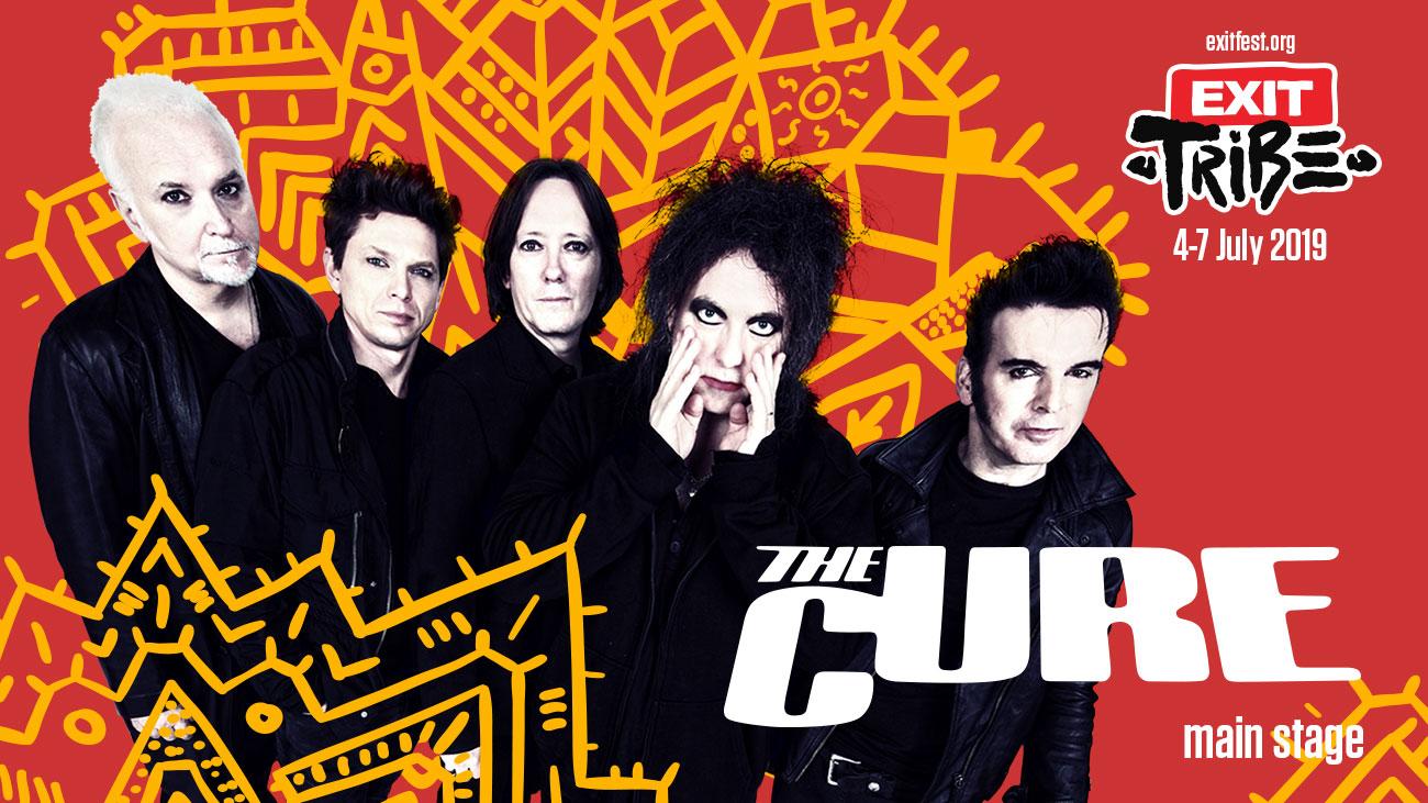Najveći svetski hedlajneri za 2019. dolaze na EXIT: The Cure konačno u Srbiji!