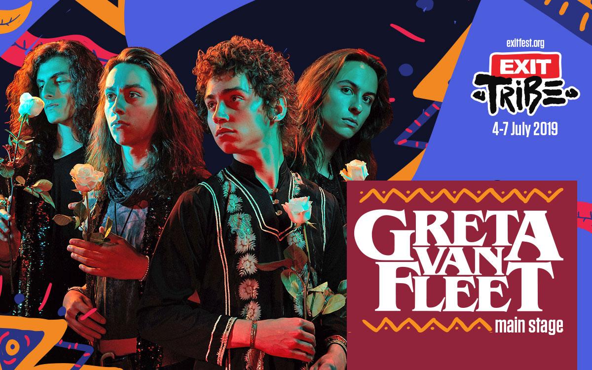 Rokenrol praznik: Na EXIT dolaze Greta Van Fleet, Phil Anselmo, Tarja i armija gitara!
