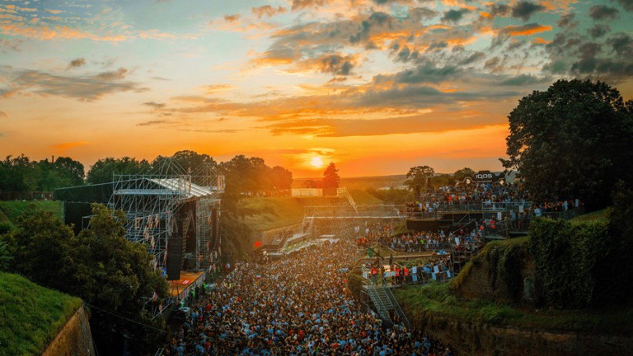 Exit Festival 2020.Exit Festival Had Its Best Edition So Far With 200 000