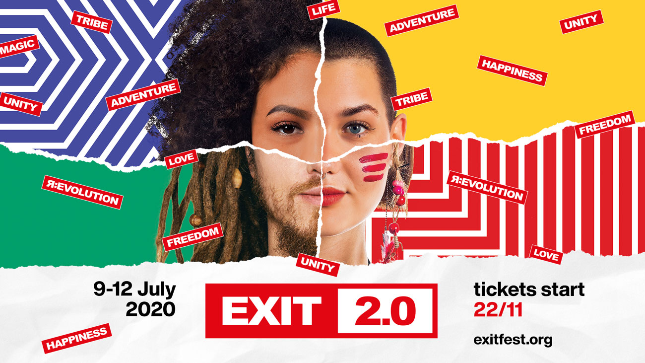 Exit Festival 2020.Exit 2 0 Starts A New Festival Era With A Grand Celebration