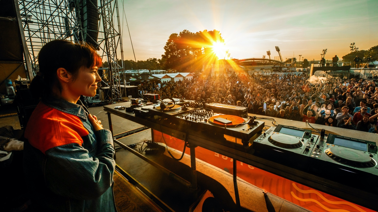 Nina Kraviz Live Sea Star 2019