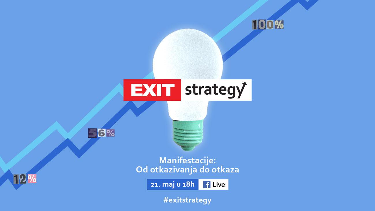 EXIT strategy manifestacije