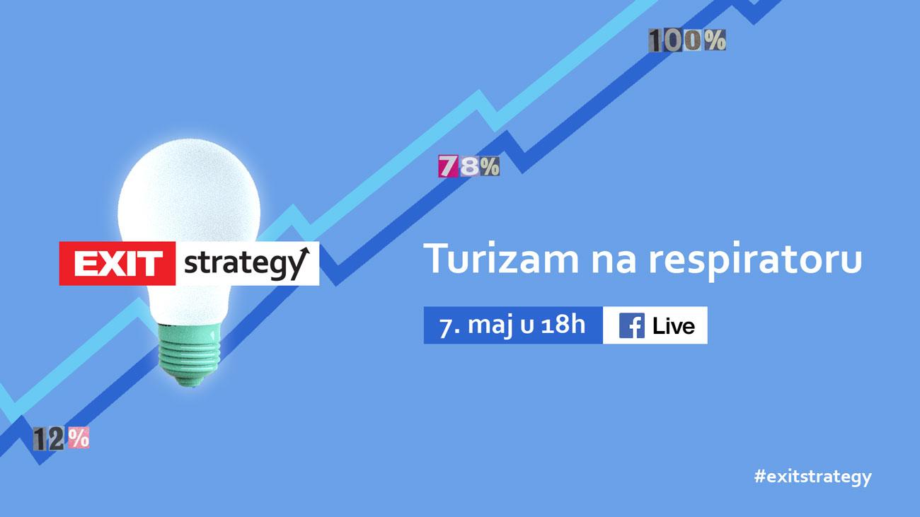 Exit Strategy Turizam na respiratoru