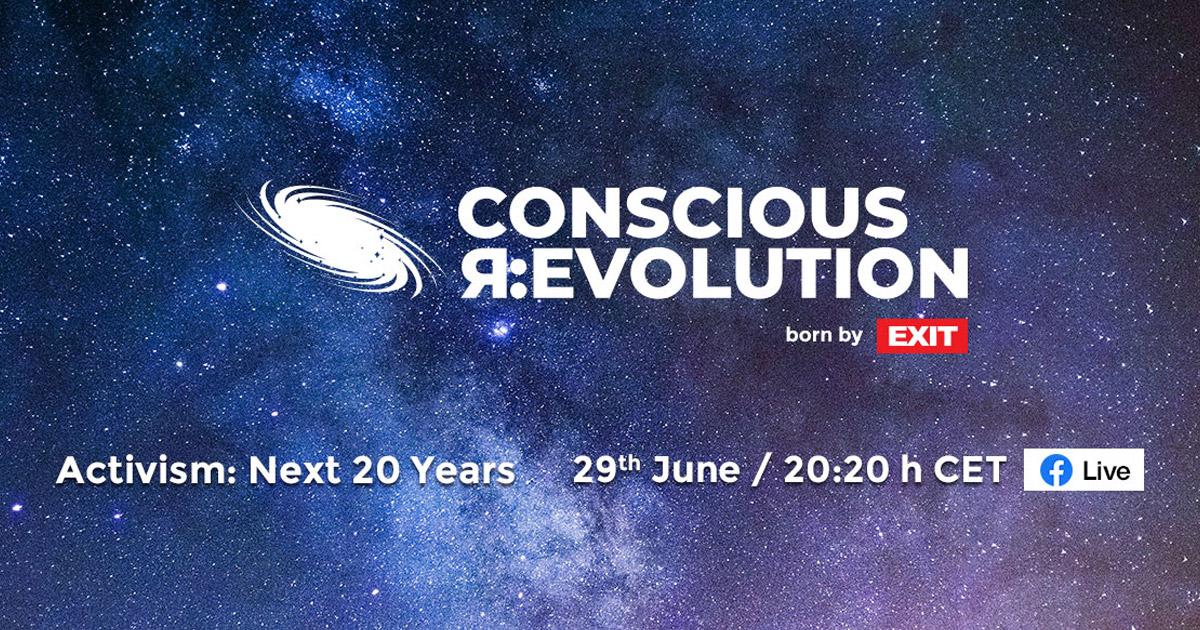 Conscious r:evolution