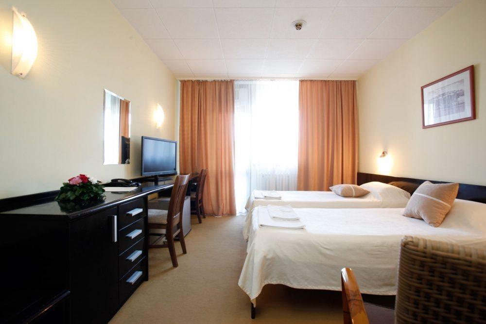 Hotel Novi Sad soba