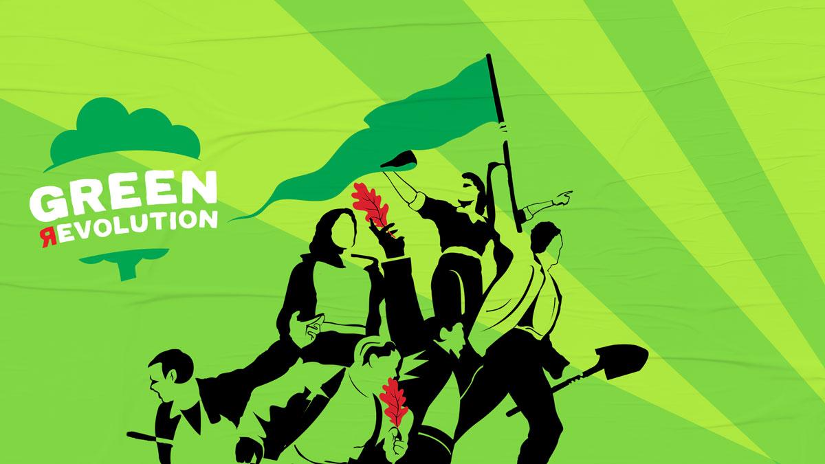 Green Я:Evolution
