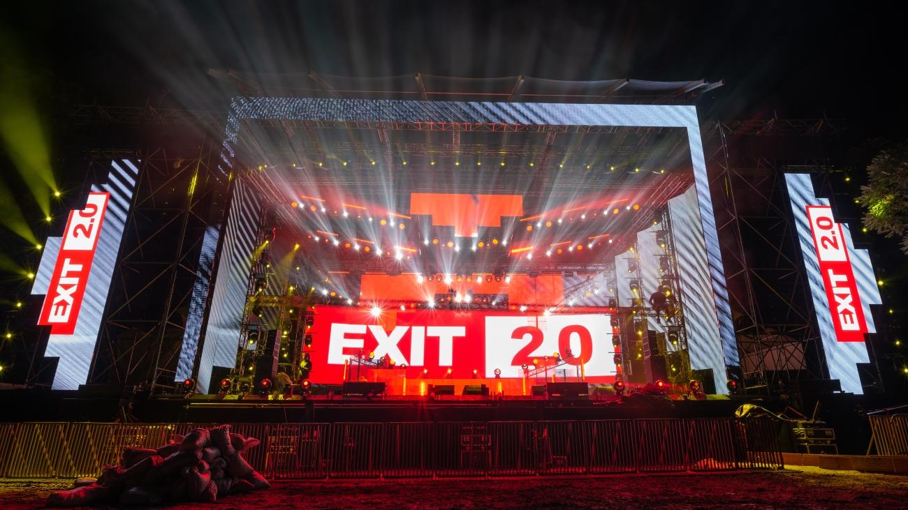 generalna proba EXIT 2021